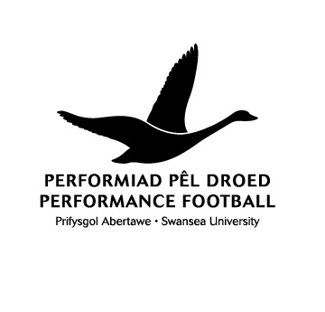 Swansea University Football Performance Logo